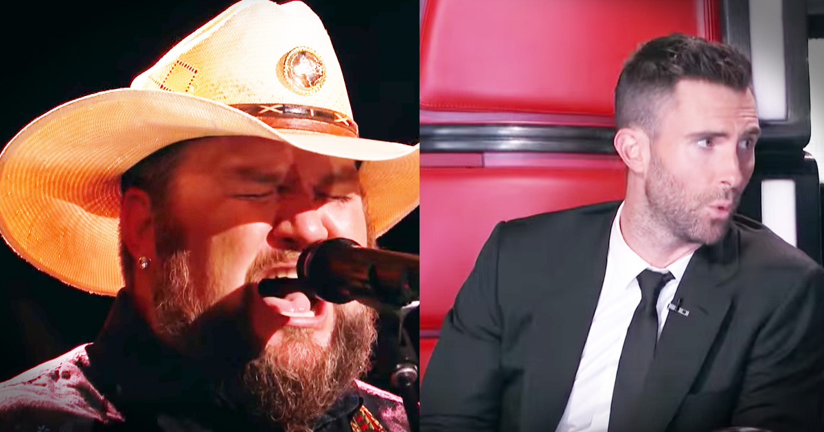 Country Boy Belts Out An Otis Redding Classic And The Judges Are Loving It