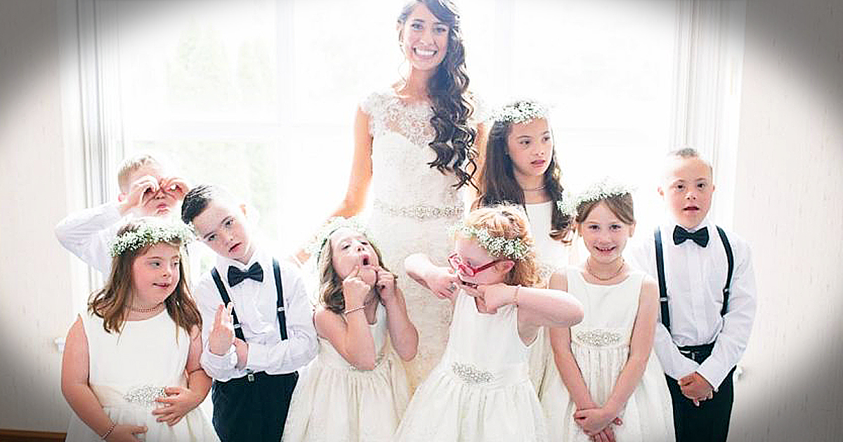 Kind Teacher Invites Students To Be A Part Of Her Wedding