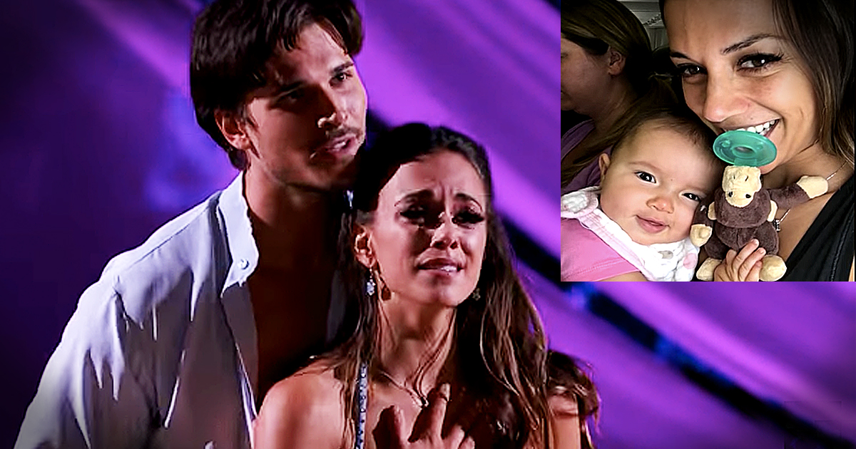 Country Singer Jana Kramer Dances For Daughter After Overcoming Abusive Relationship