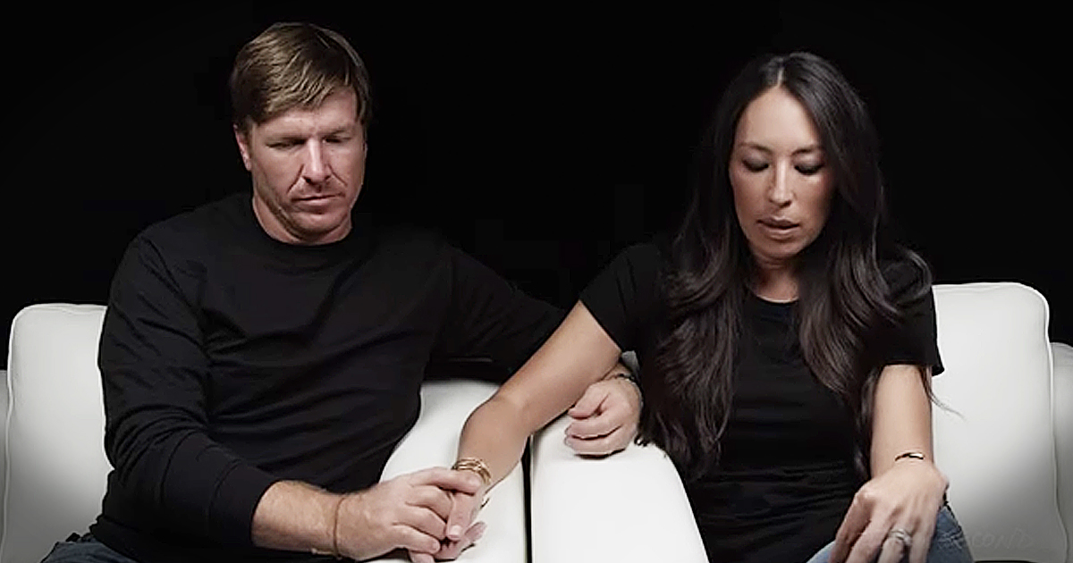 Fixer Upper Stars Chip And Joanna Gaines Share Moving