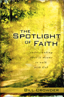 The Spotlight of Faith Book