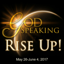 God Speaking - Rise Up!