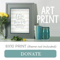 8x10 Art Print