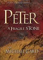 Peter: A Fragile Stone DVD