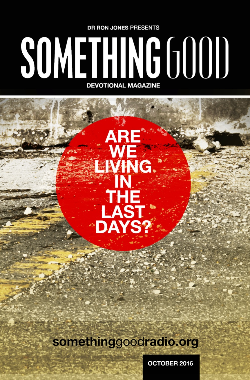 Something Good Devotional Magazine