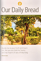 Get Our Daily Bread Delivered to You!