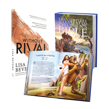 Without Rival and The Complete Illustrated Children's Bible
