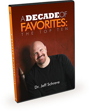 A Decade of Favorites:  The Top Ten