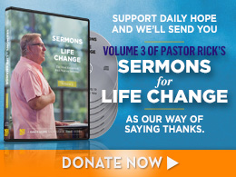The Most Requested Rick Warren Sermons - Vol. 3