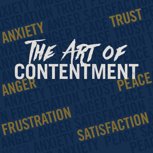 Art of Contentment CD Series by Colin Smith