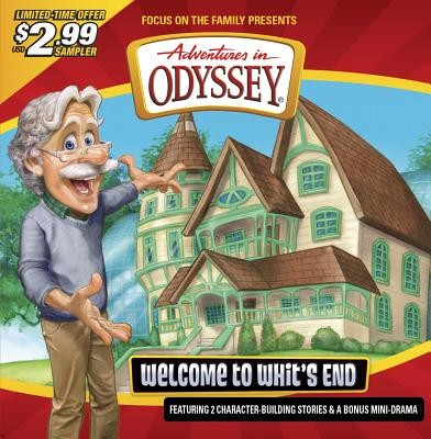 Adventures in Odyssey: Platinum Collection : Producers' Picks 12 CD Set