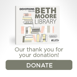 Devotions from the Beth Moore Library