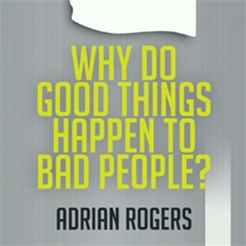 """why do bad things happen A better question is this: """"why does god allow good things to happen to bad people"""" with reasons known only to god, he demonstrated his own love for us in that """"while we were still sinners, christ died for us."""