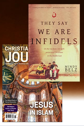 They Say We Are Infidels and Christian Research Journal