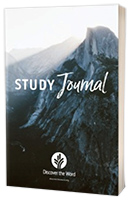 Discover the Word Prayer Journal