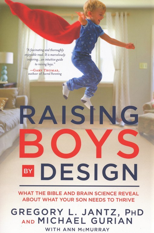 Raising Boys by Design - Gift with Donation