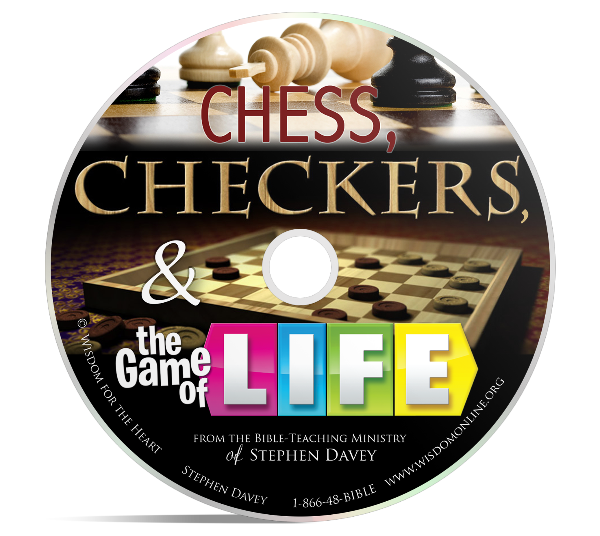 Chess, Checkers & the Game of Life