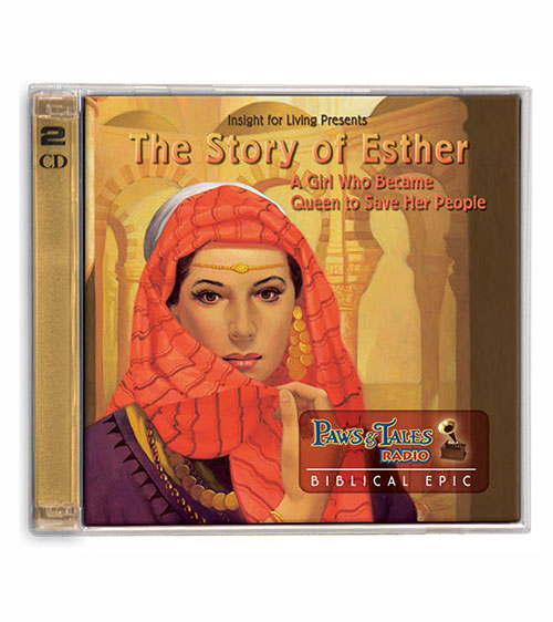 Paws & Tales: The Story of Esther, CD