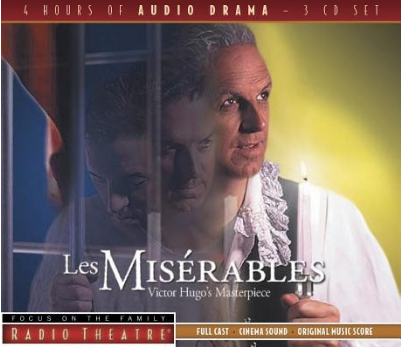 Radio Theatre: Les Miserables