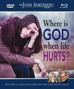 Where is God When Life Hurts?