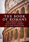 100 Roman's Sermons on 4 GB Flash Drive