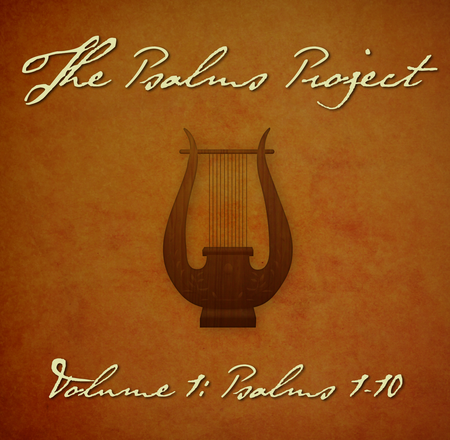 The Psalms Project Worship CD Volume 1