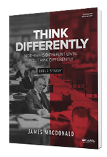 think differently james macdonald study guide pdf