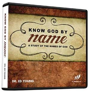 Know God by Name CD Series