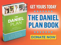 The Daniel Plan book