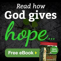 Read how God gives hope in the face of persecution!