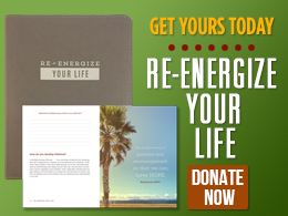 Re-Energize Your Life – Guided Experience Book