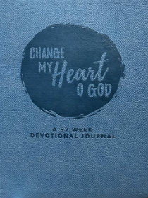 Change My Heart O God journal by Mike Fabarez