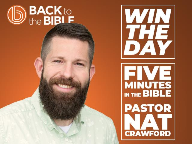 Back to the Bible with Ron Moore