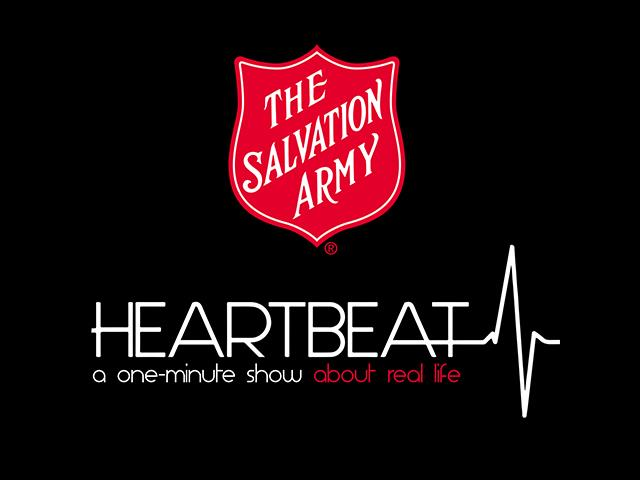 Heartbeat with The Salvation Army Soundcast
