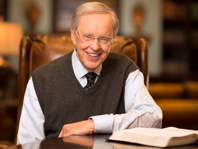 Sólo un Minuto with Dr. Charles F. Stanley