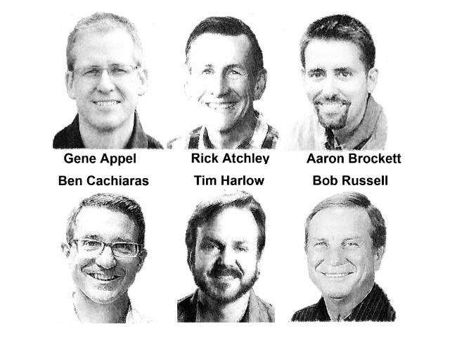The Christians Hour with Bob Russell, Tim Harlow, Rick Atchley, Ben Cachiaras, Aaron Brockett, and Gene Appel
